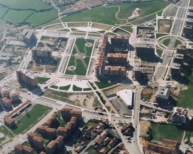 Urbanización Montevil – Gijón