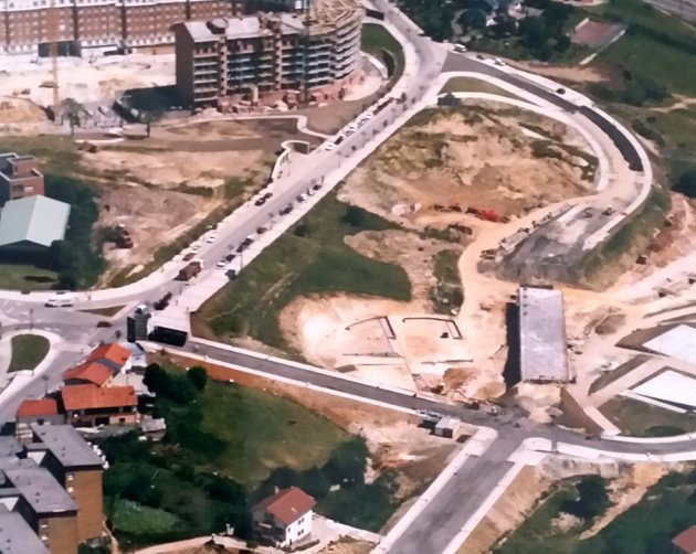 Urbanización de Villafría – Oviedo